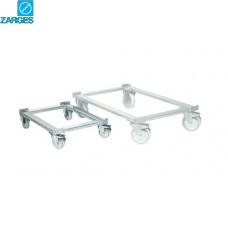 #45096 Тележка алюминиевая Zarges W154, для тяжелых грузов