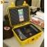 Кейс пластиковый Peli #1150, желтый, с поропластом