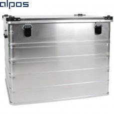 D240 Ящик алюминиевый Alpos D