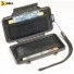 Кейс - бумажник пластиковый Peli #0955 - открытый с мелочами