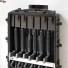 Запираемая металическая перекладина ящика - контейнера пластикового Explorer #10840