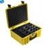 #6000 Кейс пластиковый B&W outdoor, желтый, модульные перегородки