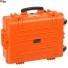 #5823 Кейс - Контейнер пластиковый Explorer, оранжевый
