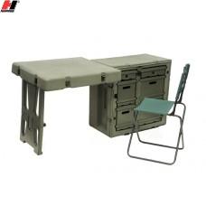 Мобильный стол 1 рабочее место Peli-Hardigg #FD3121