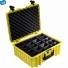 #5000 Кейс пластиковый B&W outdoor, желтый, модульные перегородки