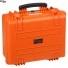 #4820 Кейс пластиковый Explorer, оранжевый