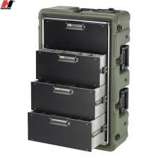 MC4100 Ящик - Контейнер медицинский Peli-Hardigg Medchest