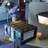 Применение контейнера с рэковой стойкой на 3 юнита Peli-Hardigg BB0030E BlackBox 3U