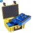 Кейс пластиковый B&W #3000 GoPro, желтый
