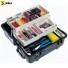 Кейс - ящик пластиковый для инструмента Peli #1460-TOOL, черный