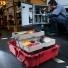 Кейс - ящик пластиковый для инструмента Peli #1460-TOOL, красный