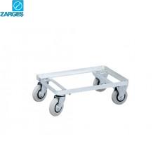 #40607 Тележка алюминиевая Zarges W150