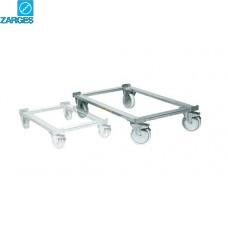 #45097 Тележка алюминиевая Zarges W154, для тяжелых грузов