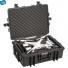 Кейс - Ящик пластиковый B&W #6500, чёрный, DJI Phantom3